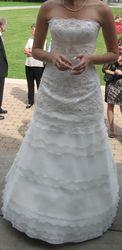 Cвадебное платье-трансформер